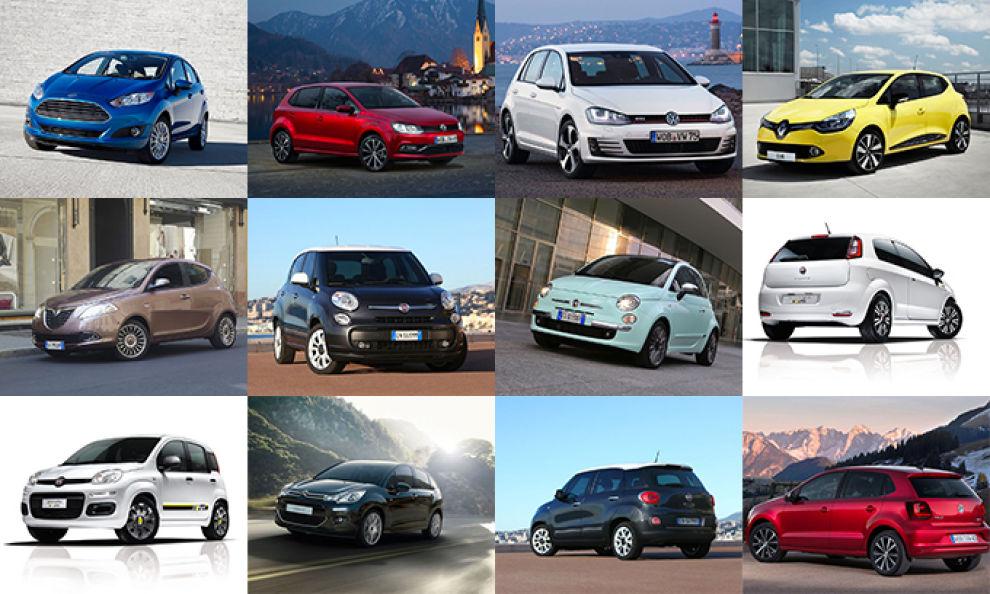 auto più vendute nel 2016