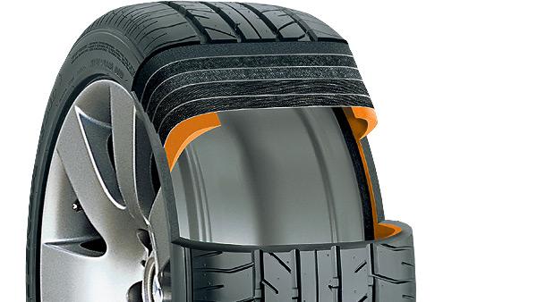 pneumatici runflat pro e contro